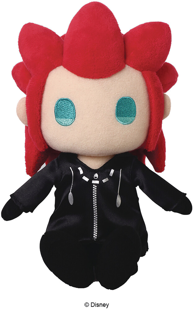 Square Enix - Square Enix - Kingdom Hearts III Axel Plush