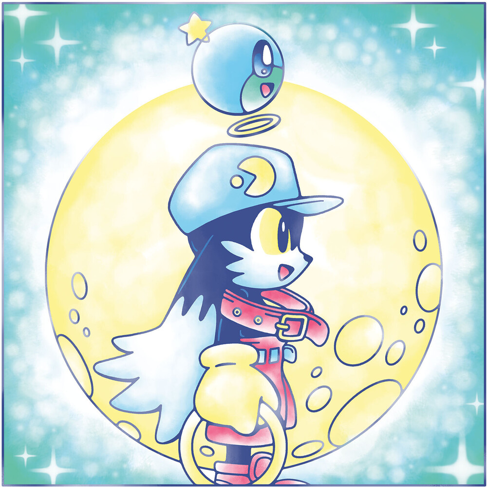 Klonoa Door To Phantomile / OST Cvnl - Klonoa: Door to Phantomile (Original Soundtrack) (Clear Vinyl)
