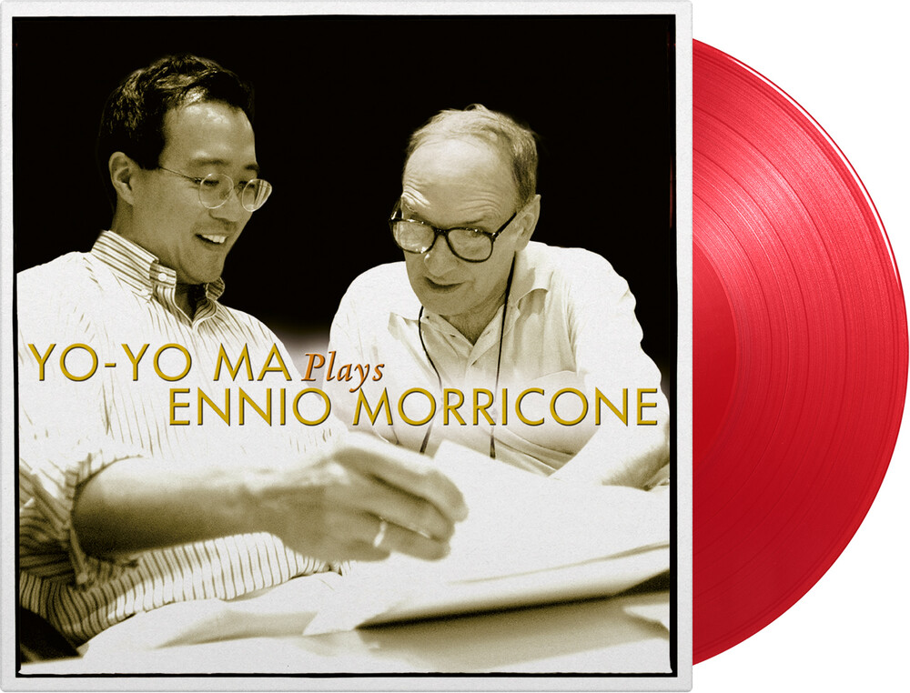 Yo Ma -Yo (Gate) (Ltd) (Ogv) (Red) (Dlcd) - Yo-Yo Ma Plays Ennio Morricone (Gate) [Limited Edition] [180 Gram]