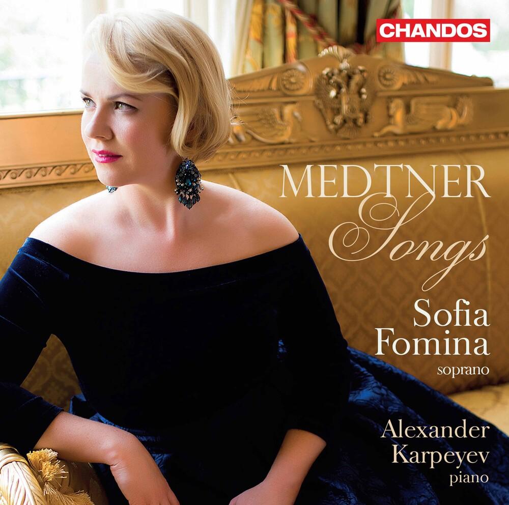 Medtner / Fomina / Karpeyev - Songs
