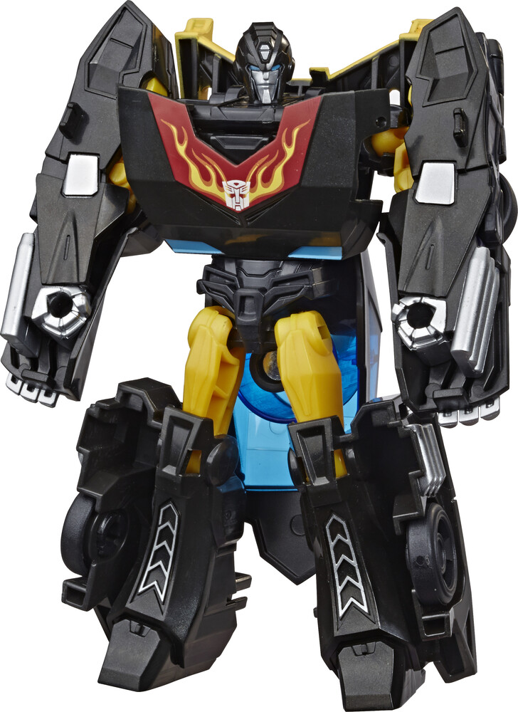 Tra Cyberverse Stealth Force Hot Rod - Hasbro Collectibles - Transfromers Cyberverse Stealth Force Hot Rod