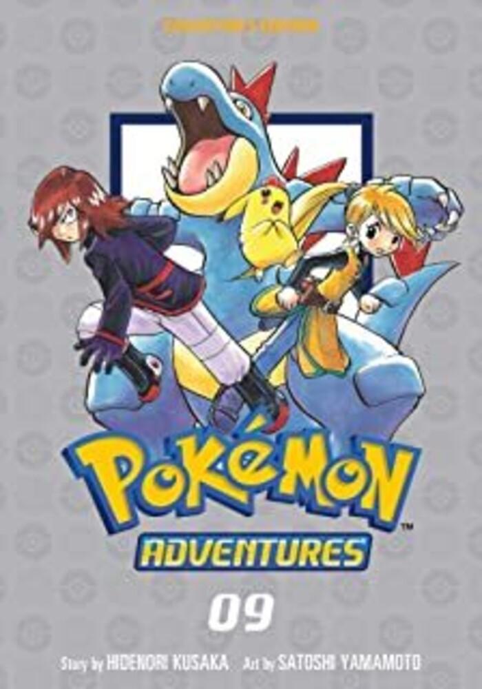 Yamamoto, Satoshi / Kusaka, Hidenori - Pokemon Adventures Collector's Edition, Vol. 9