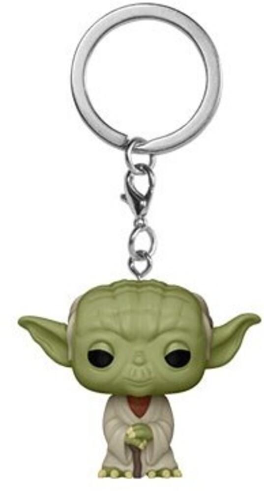 - FUNKO POP! KEYCHAINS: Star Wars Classics - Yoda