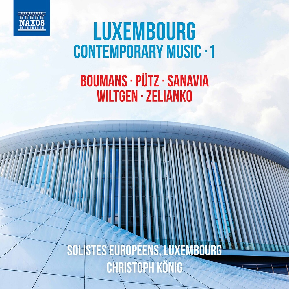 Luxembourg Contemporary 1 / Various - Luxembourg Contemporary 1