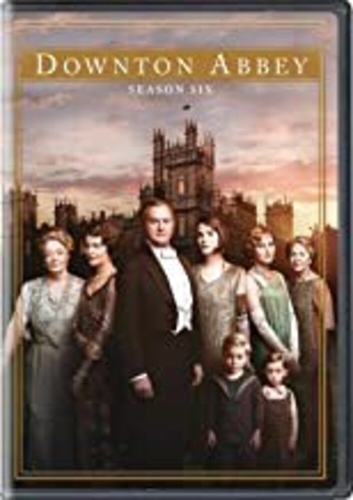 Downton Abbey: Season Six - Downton Abbey: Season Six