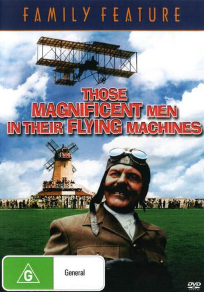 Those Magnificent Men in Their Flying Machines - Those Magnificent Men in Their Flying Machines