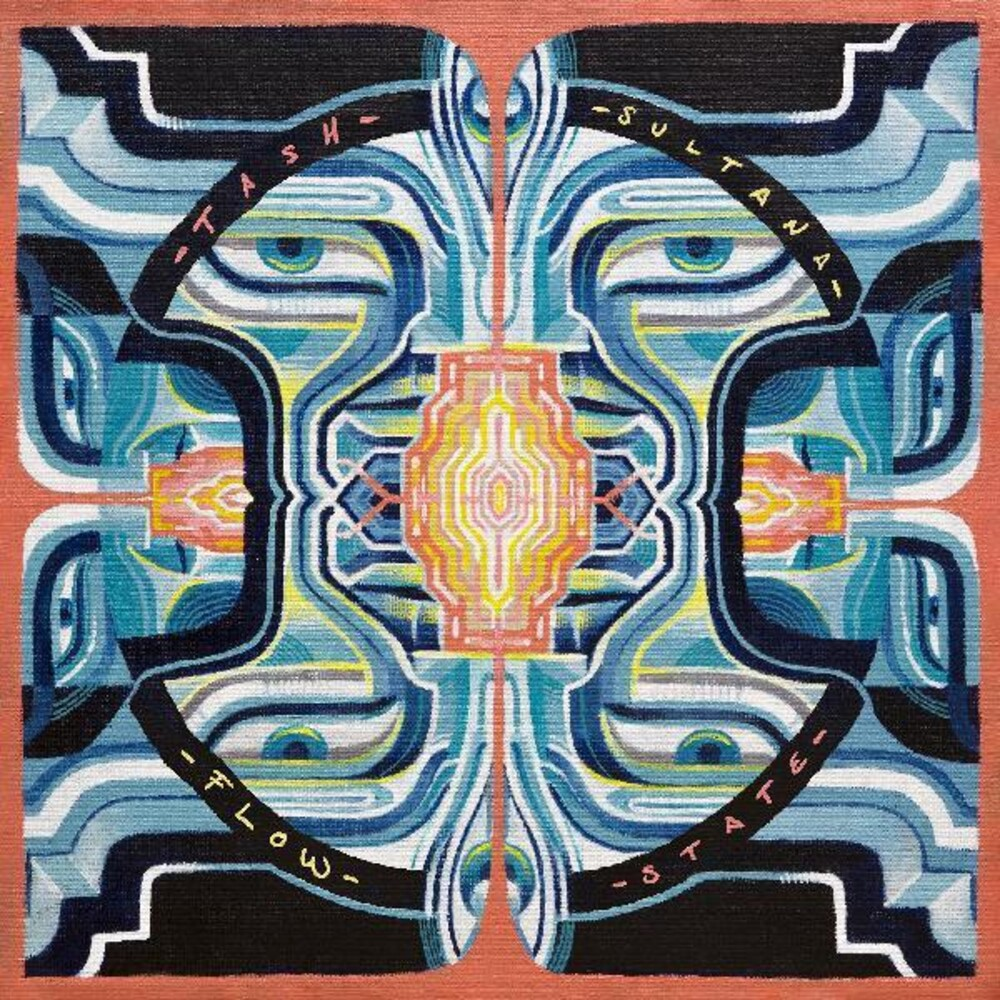 Tash Sultana - Flow State [Deluxe Orange/Yellow LP]