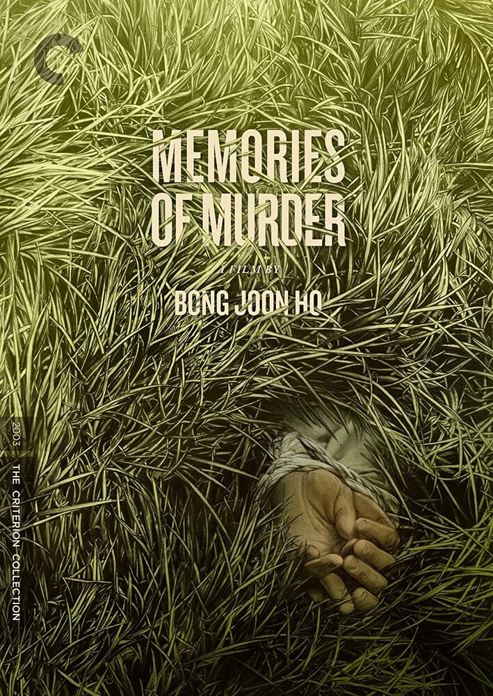 - Memories of Murder (Criterion Collection)