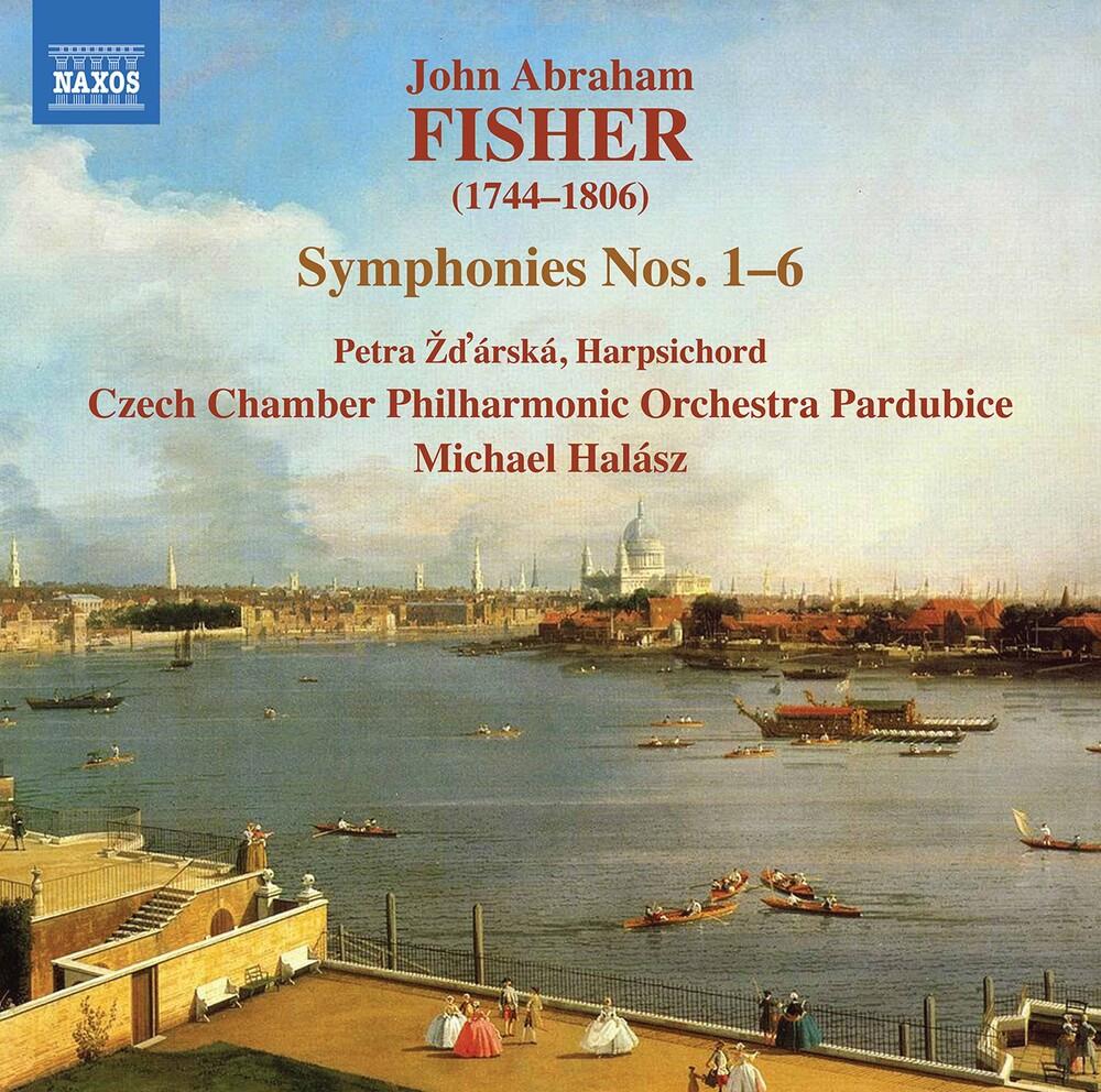 Fisher / Zdarska / Halasz - Symphonies 1-6