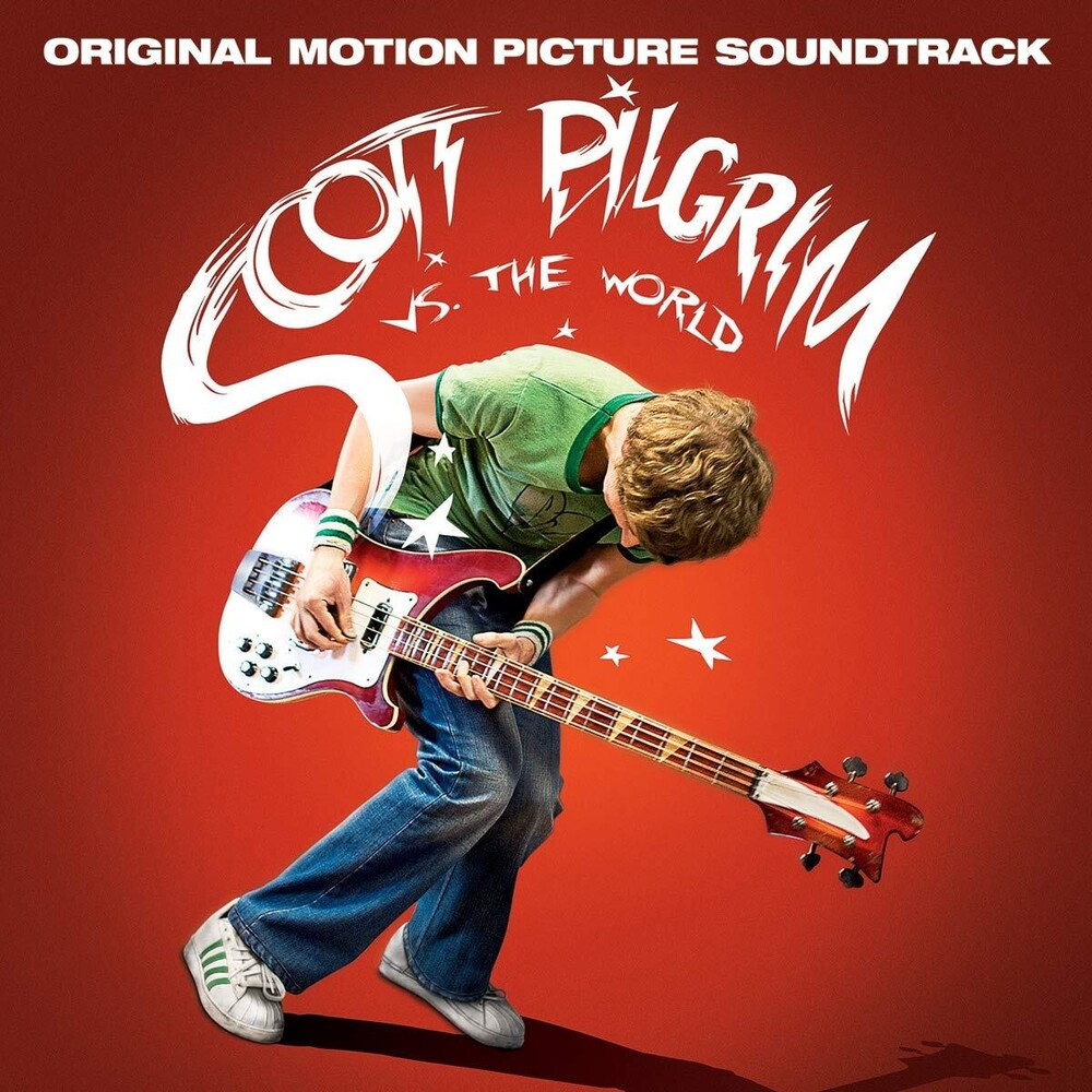 Scott Pilgrim Vs The World (Seven Evil Exes) / Ost - Scott Pilgrim Vs The World (Seven Evil Exes) / Ost