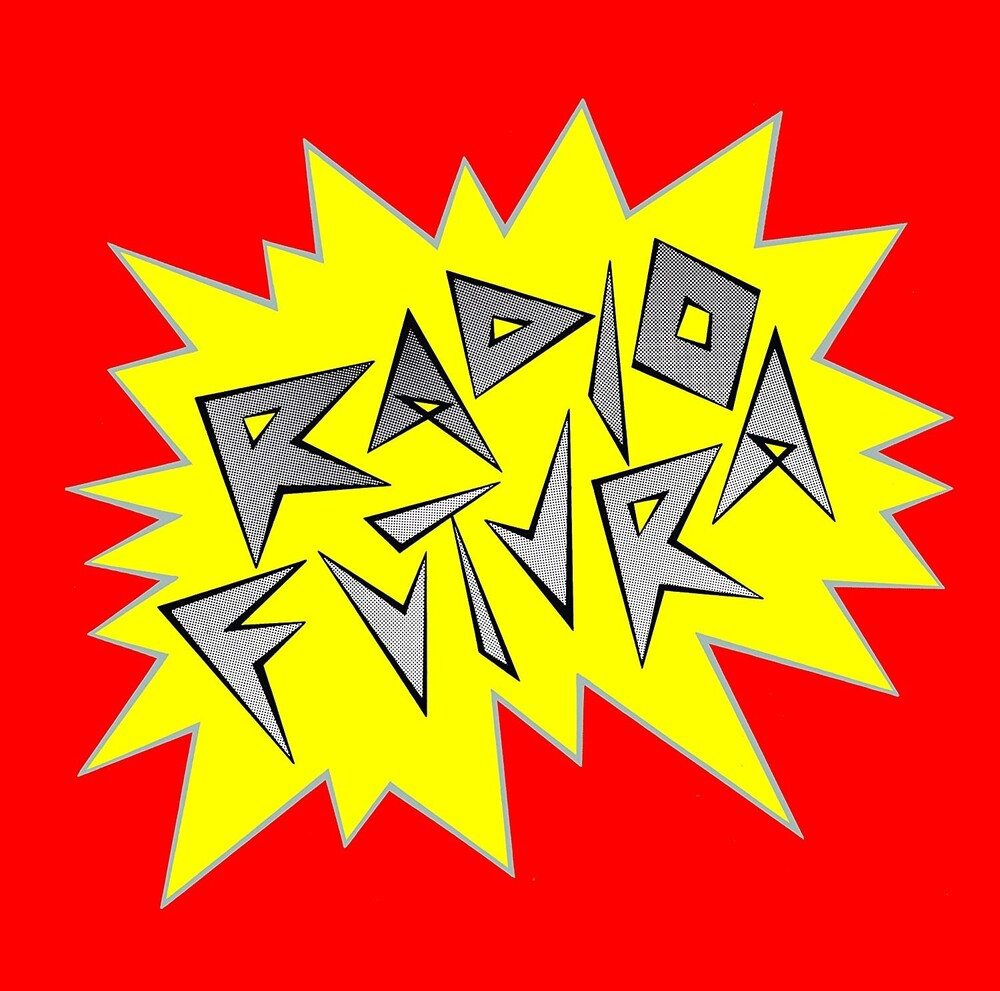 Radio Futura - Radio Futura (LP + CD)