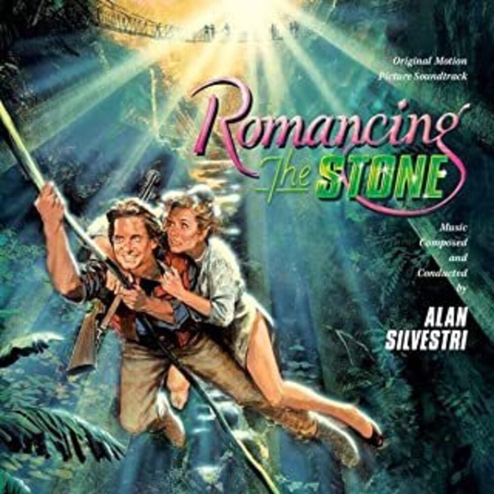 Alan Silvestri  (Ltd) (Ita) - Romancing The Stone (Original Soundtrack) [Limited]