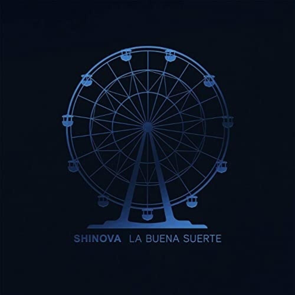 Shinova - La Buena Suerte (Incl. CD)
