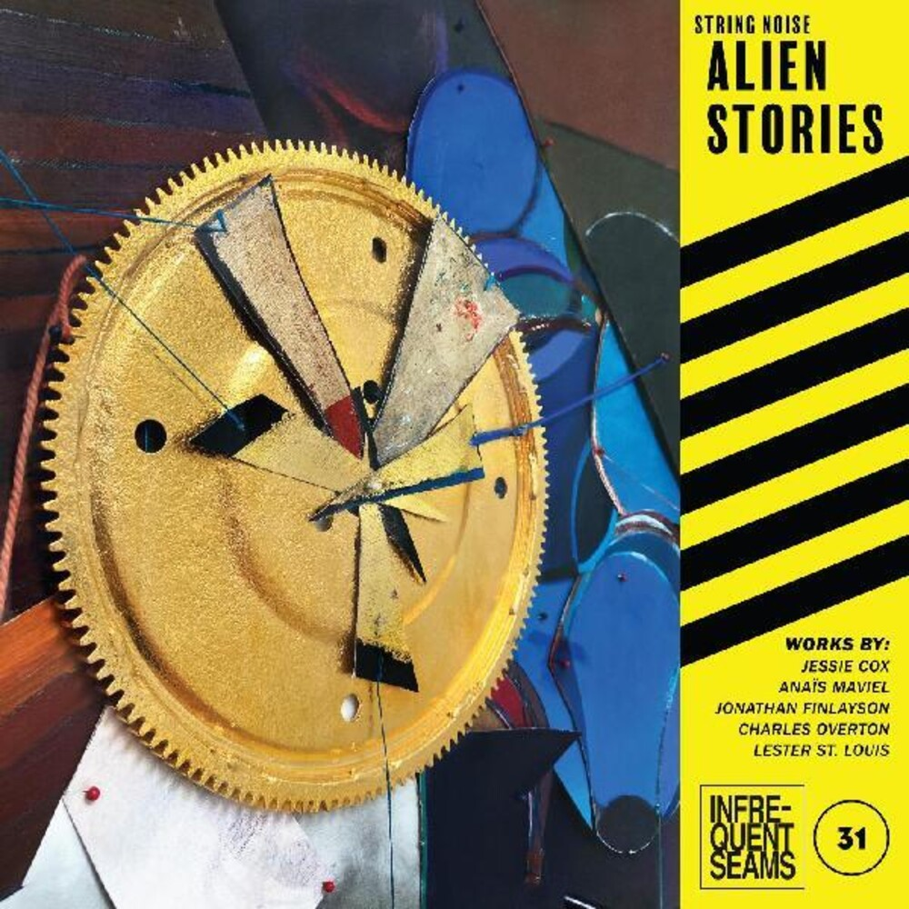 String Noise - Alien Stories
