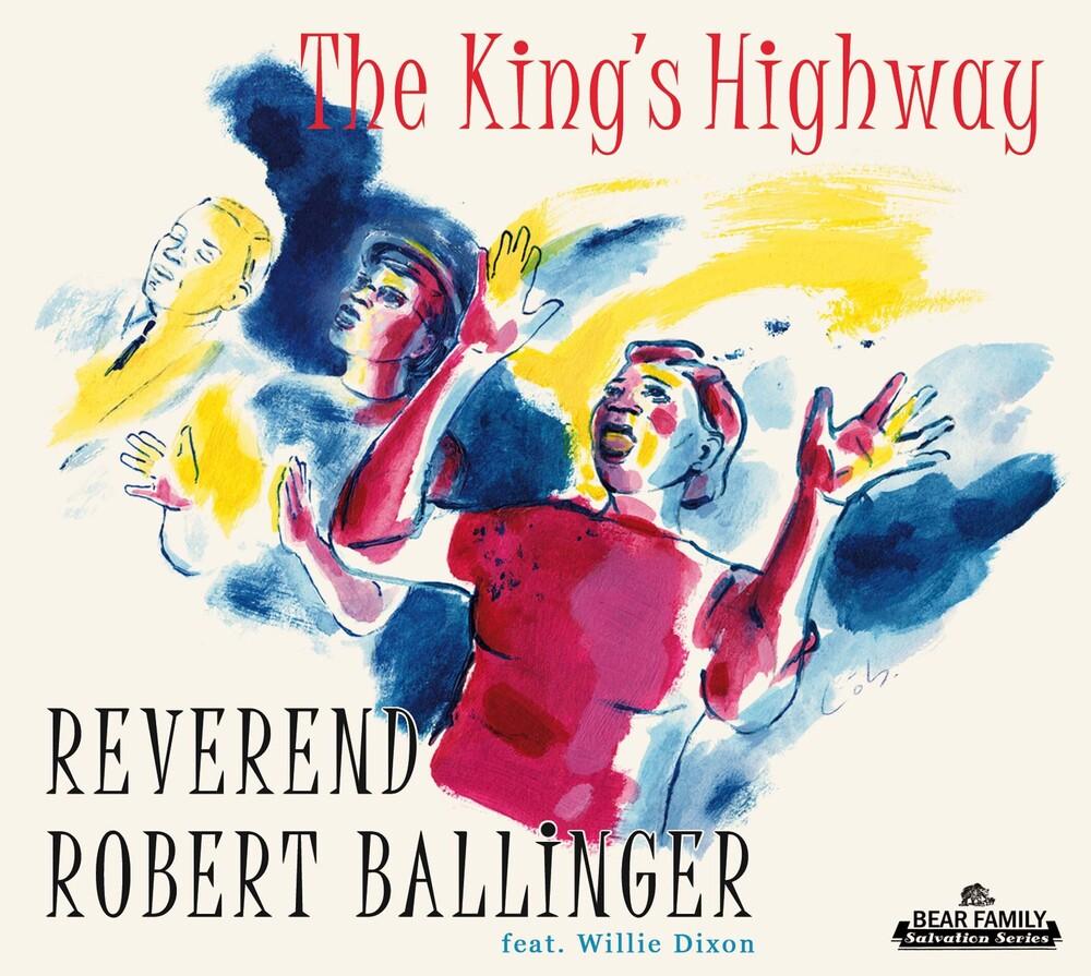 Robert Ballinger  / Dixon,Willie - King's Highway [With Booklet] [Digipak]
