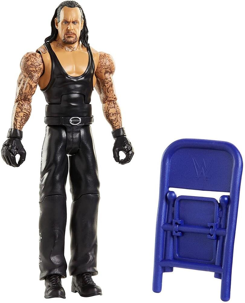 WWE - Mattel Collectible - WWE Wrekkin' Figure Undertaker