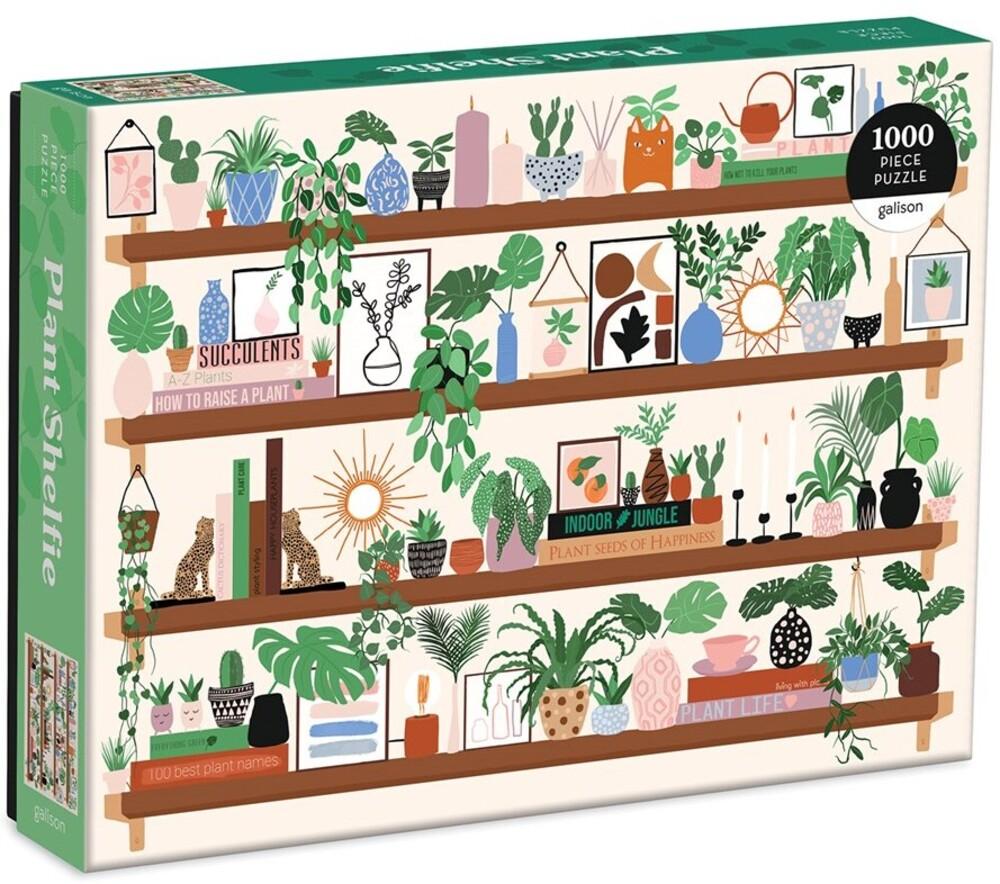 - Plant Shelfie 1000 Piece Puzzle