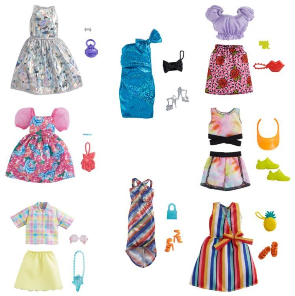 Barbie - Mattel - Barbie Complete Looks Fashion Assortment