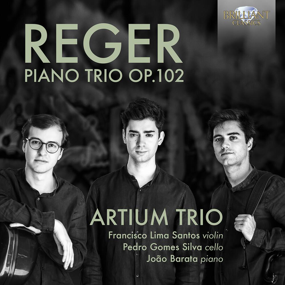 Reger / Artium Trio - Piano Trio 102