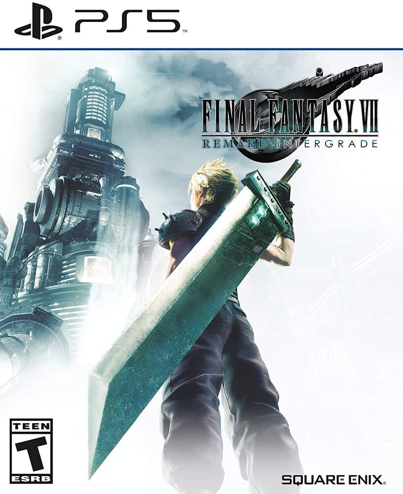 - Ps5 Final Fantasy Vii Remake Intergrade