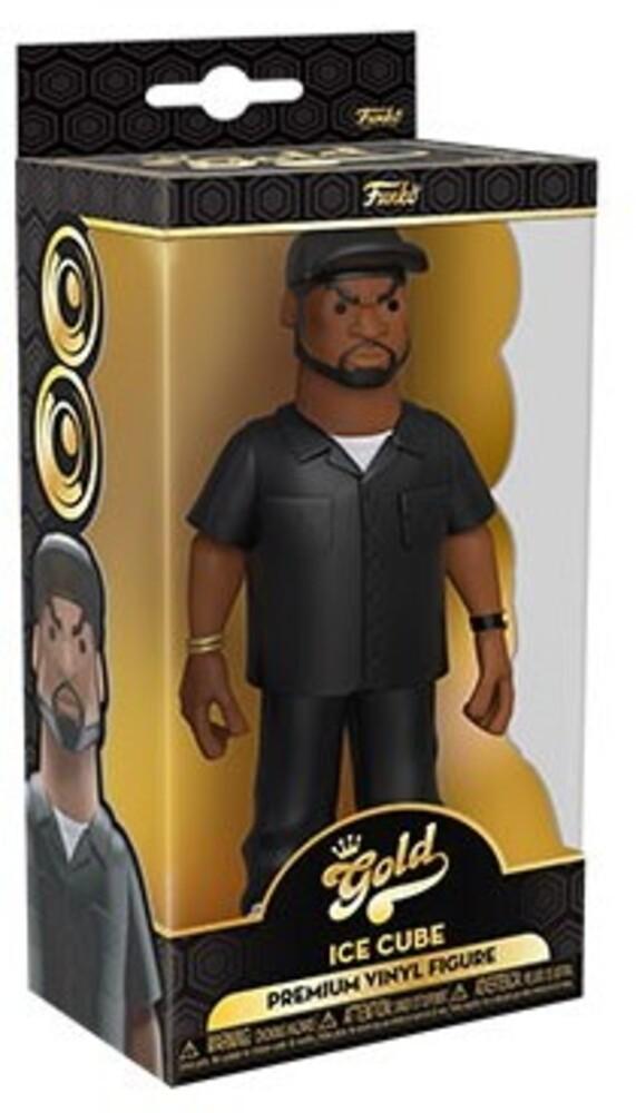Funko Vinyl Gold 5: - Ice Cube (Vfig)