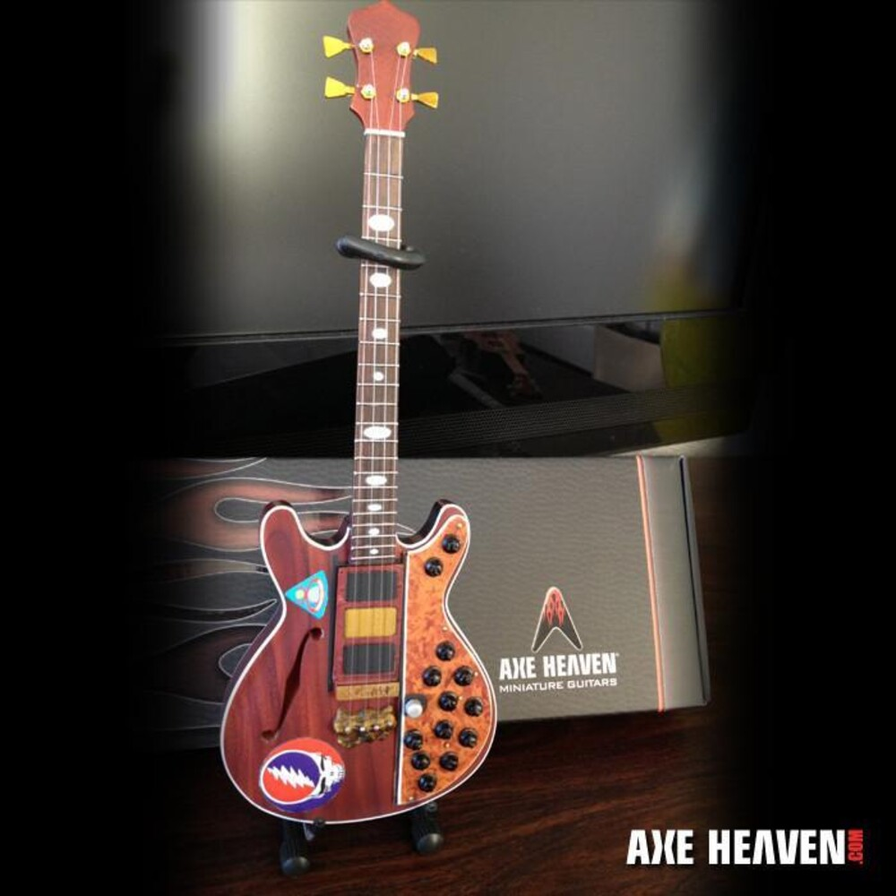 Phil Lesh - Phil Lesh Grateful Dead Steal Your Face Bass (Fig)