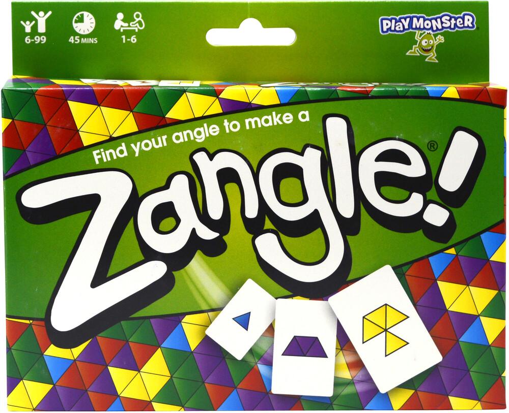 - Zangle! Find Your Angle To Make A Zangle (Crdg)