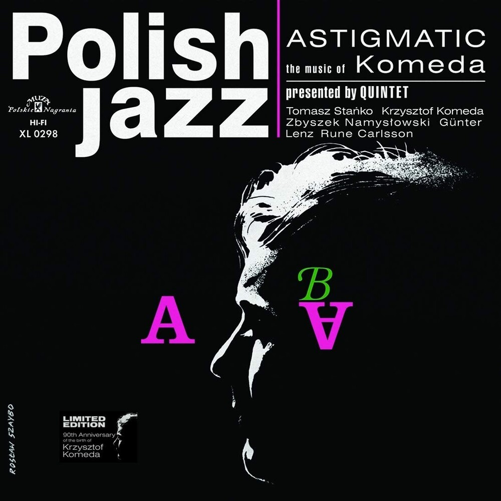 Komeda Quintet - Astigmatic [Limited Edition] (Pol)