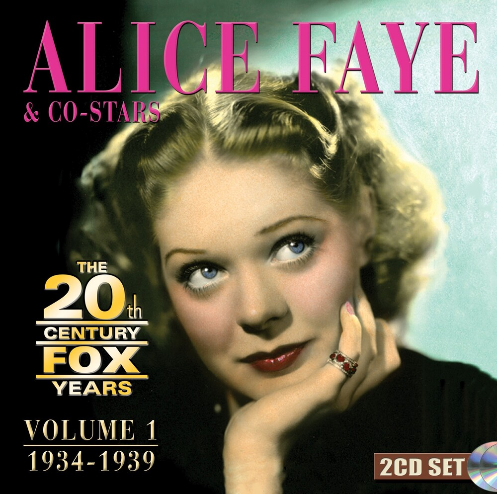 Alice Faye - 20th Century Fox Years Volume 1: 1934-1939