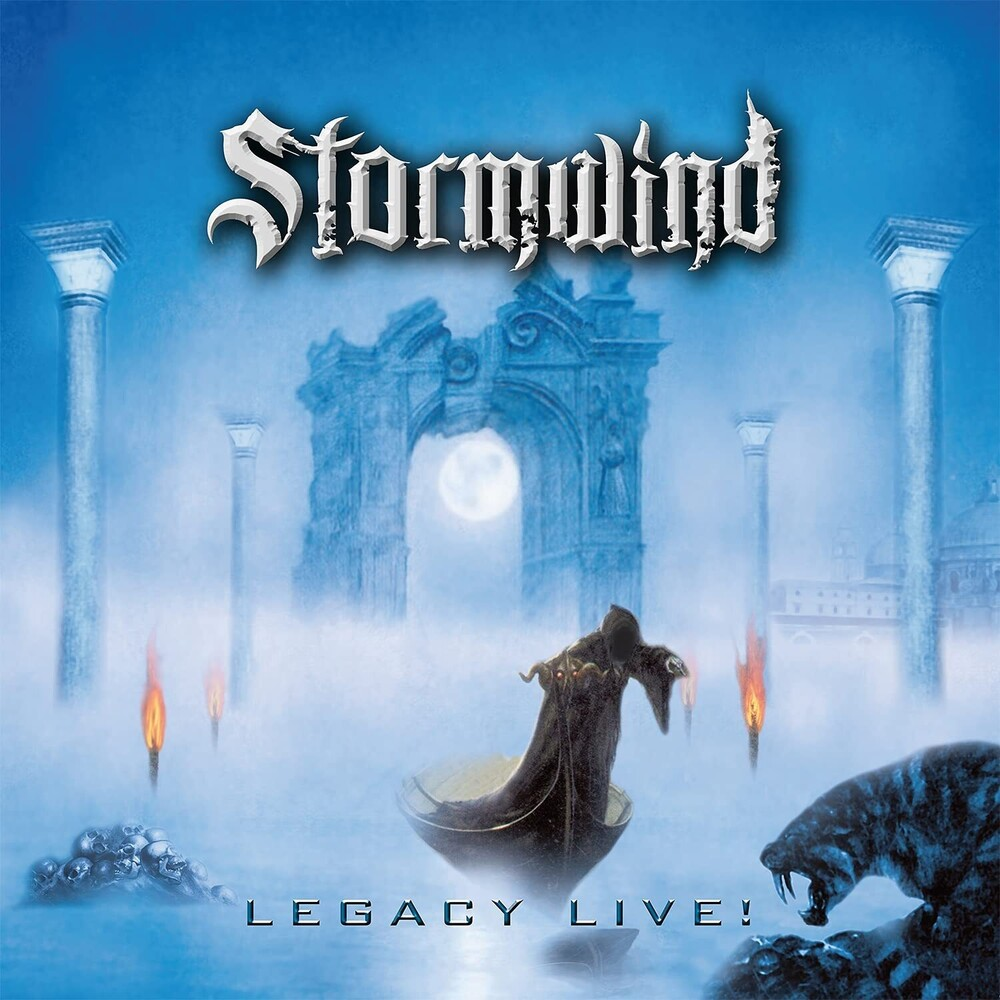 Stormwind - Legacy Live (Re-Mastered) [Indie Exclusive] [Indie Exclusive] [Remastered]