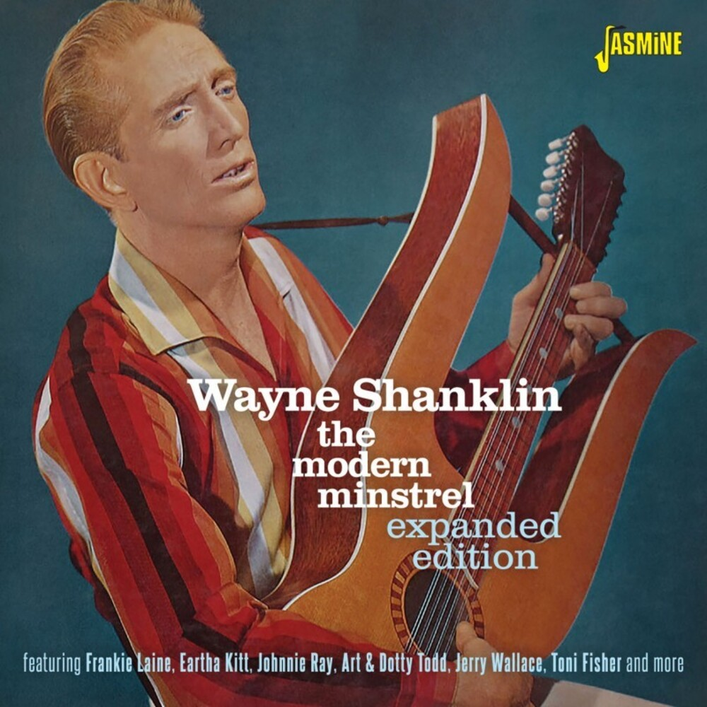 Wayne Shanklin  S - Modern Minstrel (Exp) (Uk)