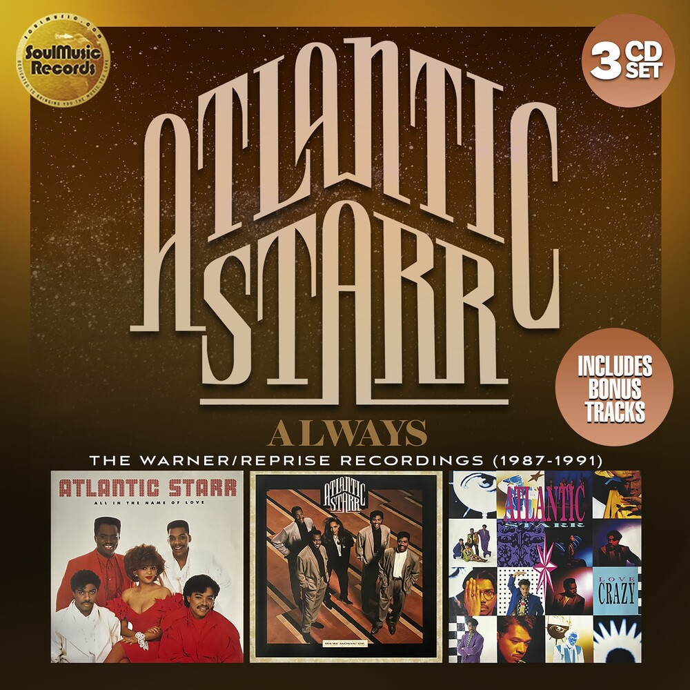 Atlantic Starr - Always: The Warner-Reprise Recordings 1987-1991