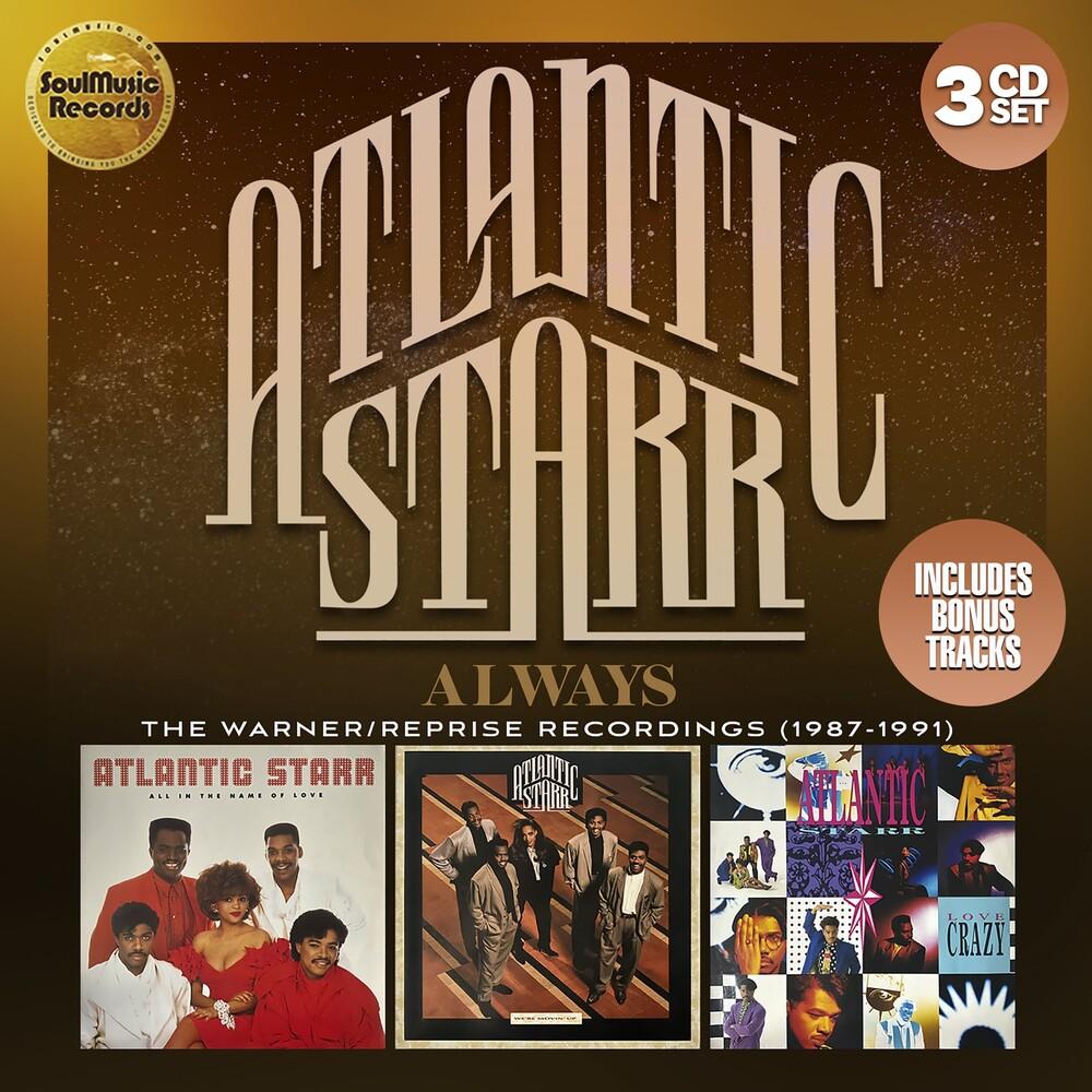 Atlantic Starr - Always: The Warner-Reprise Recordings 1987-1991
