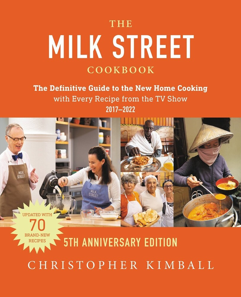 Christopher Kimball - Milk Street Cookbook (Hcvr) (Aniv)