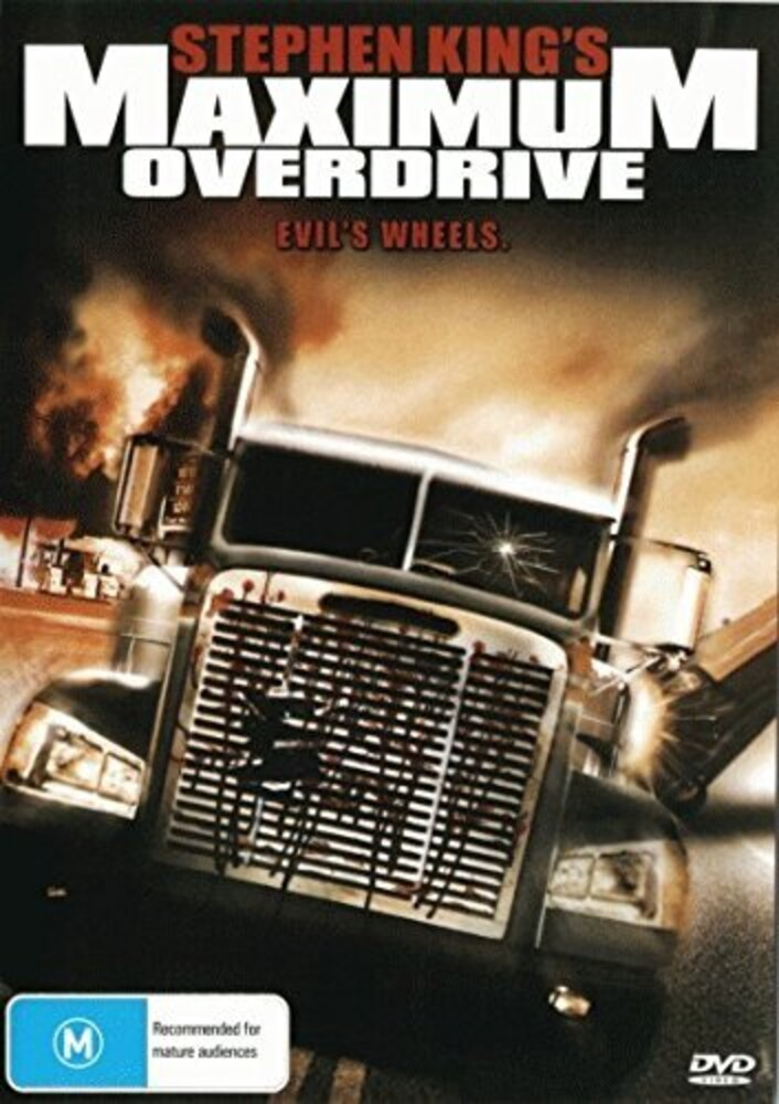 - Maximum Overdrive / (Aus Ntr0)