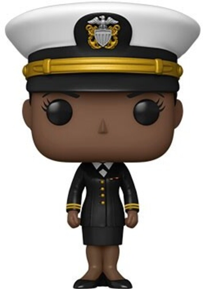 Funko Pop! Millitary: - Navy Female - A (Vfig)