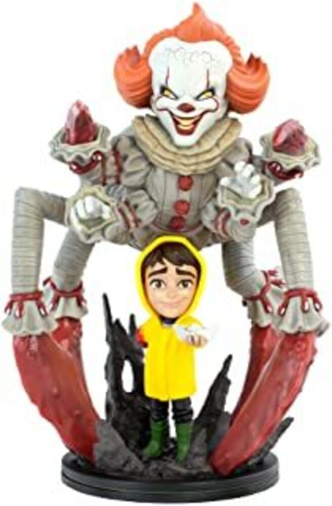 - It - Pennywise We All Float Q-Fig Max Elite (Clcb)