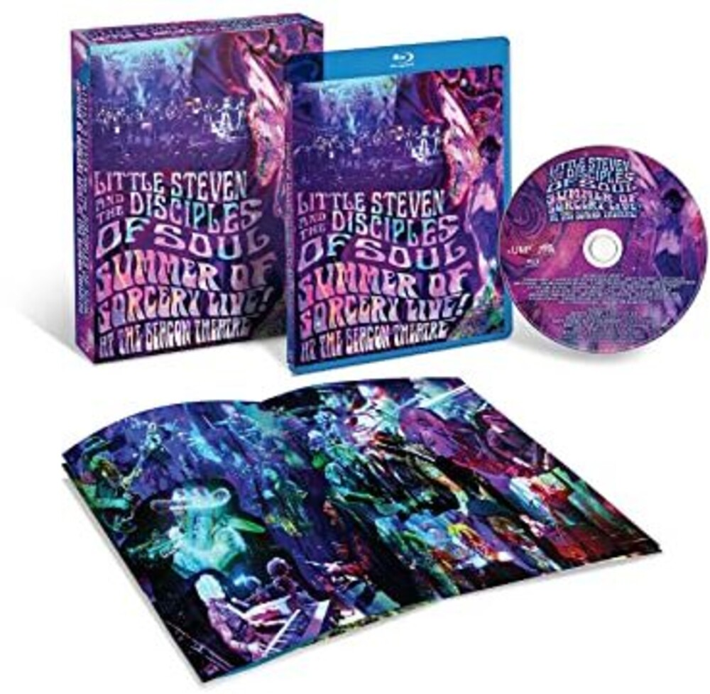 Little Steven & The Disciples Of Soul - Summer of Sorcery Live! At The Beacon Theatre [Blu-ray]