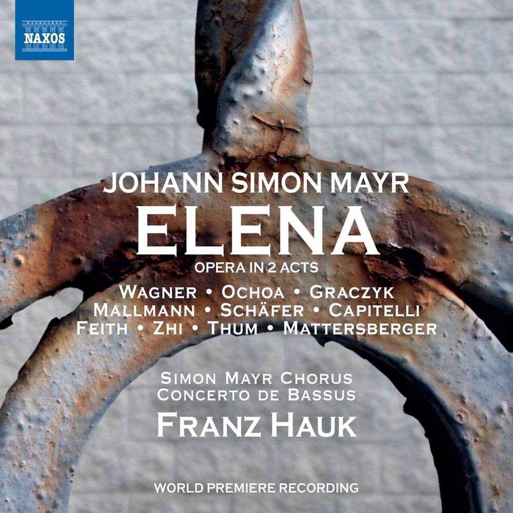 Mayr / Concerto De Bassus / Hauk - Elena (2pk)