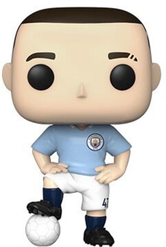 Funko Pop! Football: - Manchester City- Phil Foden (Vfig)