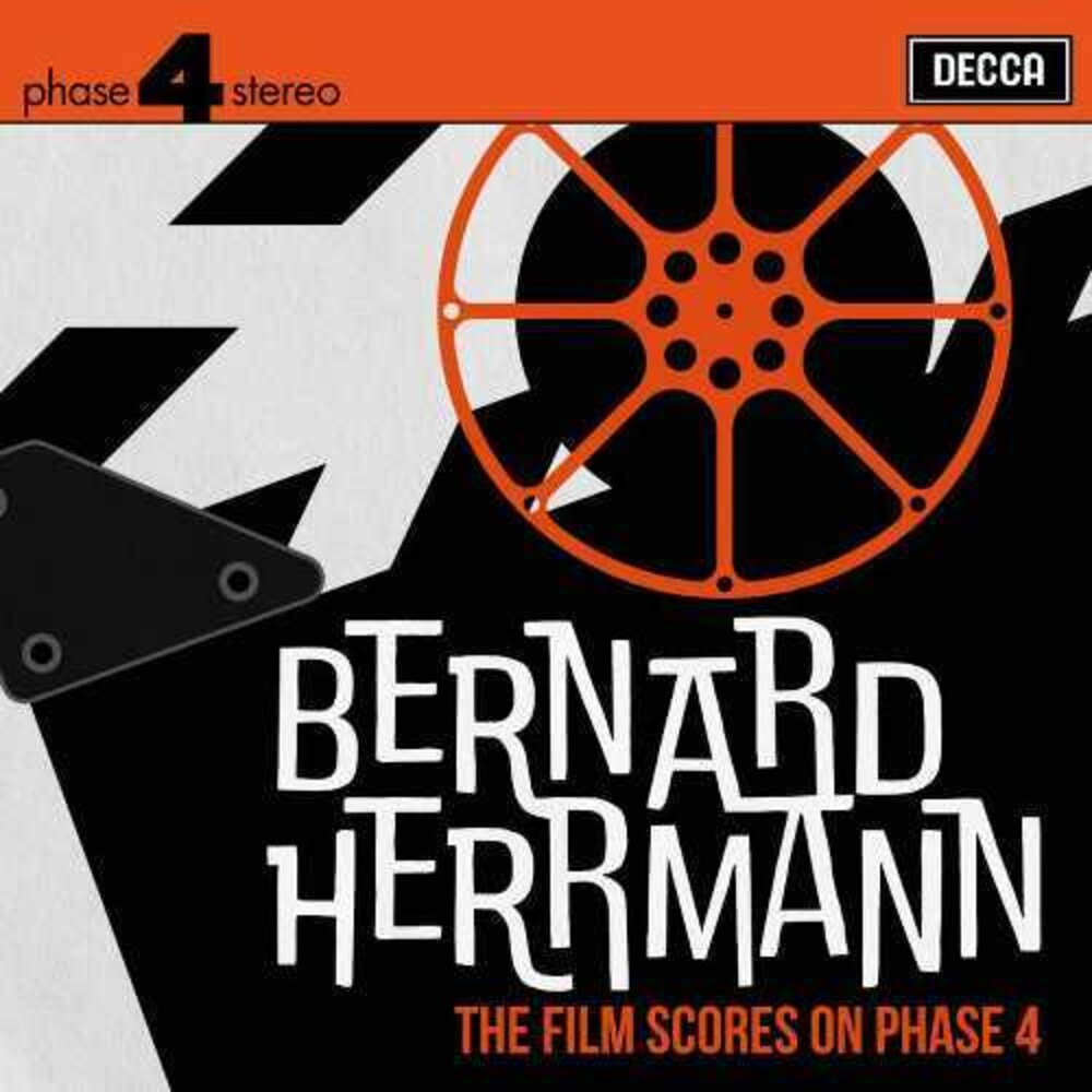 Bernard Hermann - The Film Scores Of Bernard Herrmann [7 CD Box Set]