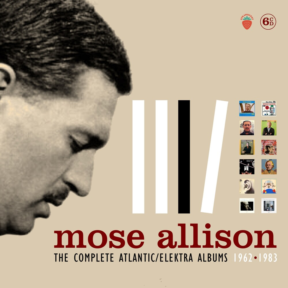 Mose Allison - Complete Atlantic / Elektra Albums 1962-1983 (Box)