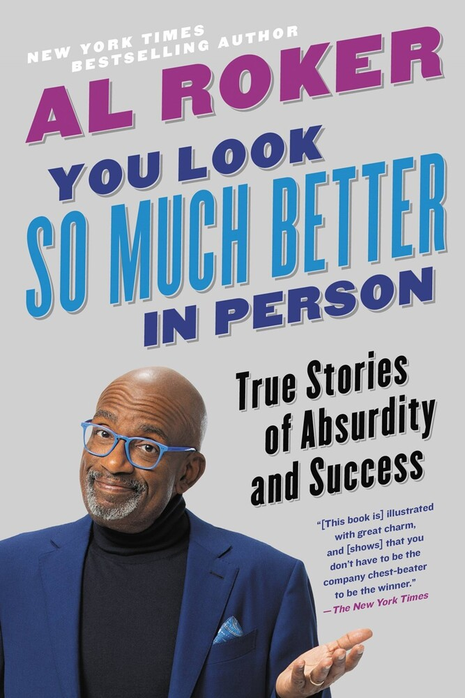 Al Roker - You Look So Much Better In Person (Ppbk)