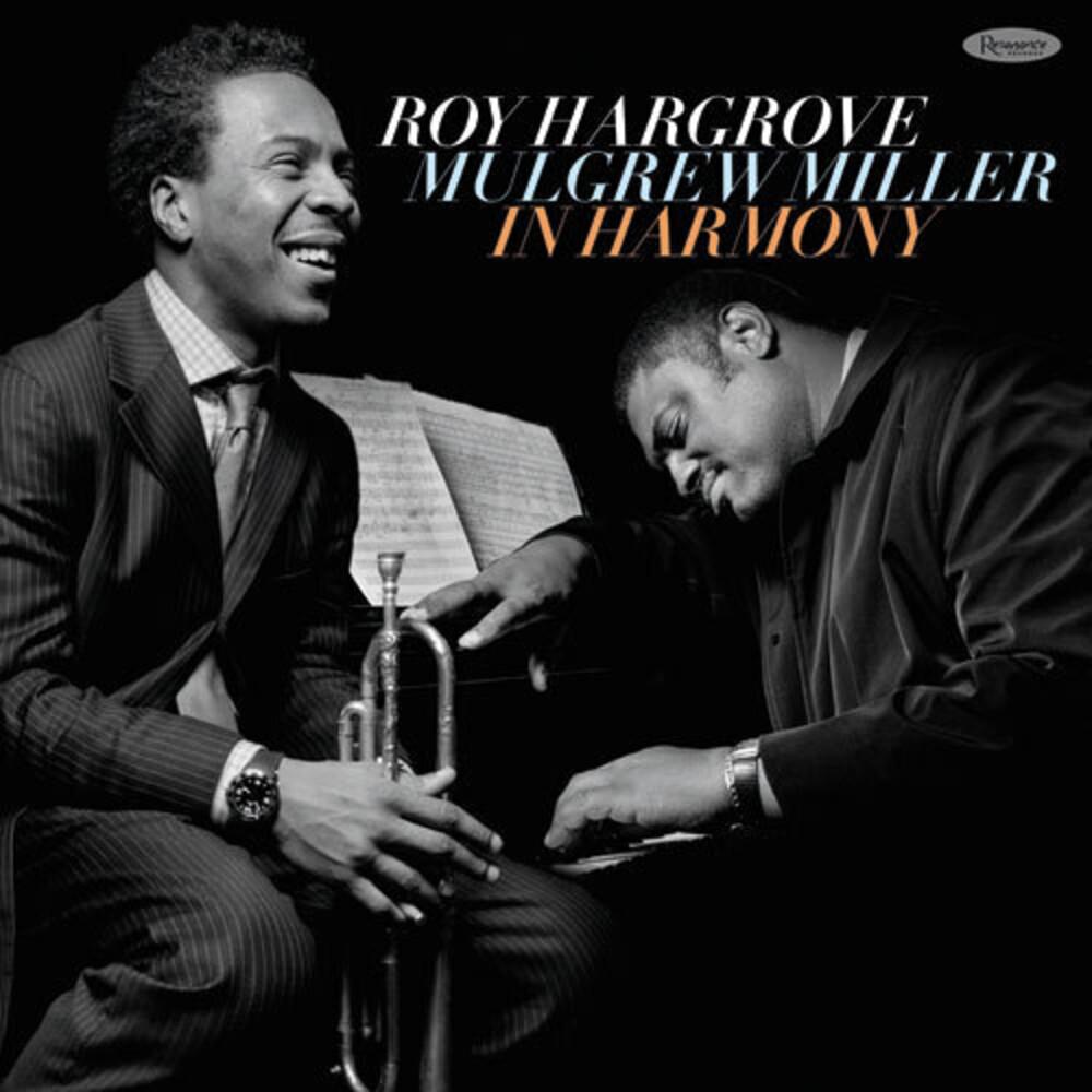 Roy Hargrove  / Miller,Mulgrew - In Harmony