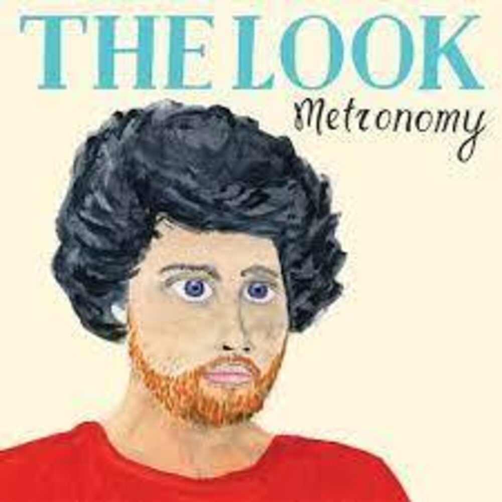 Metronomy - Look (10in) (Can)