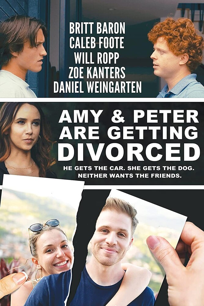- Amy And Peter Are Getting Divocired / (Mod)