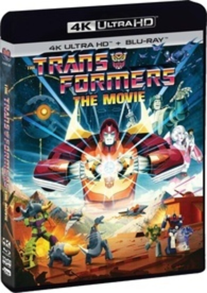 - The Transformers: The Movie (35th Anniversary Edition)