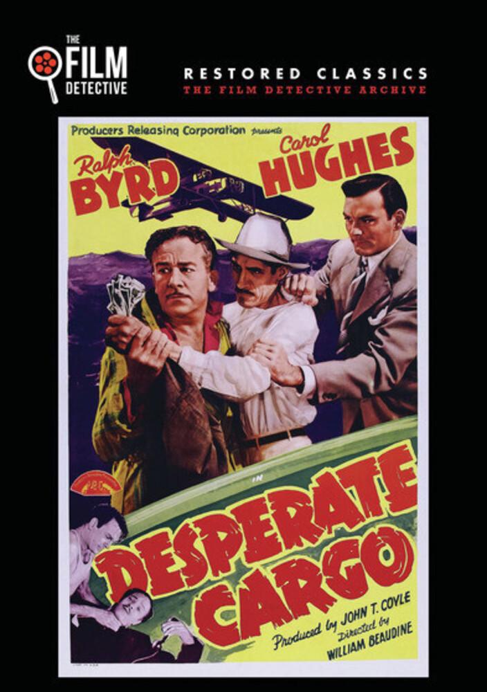 Desperate Cargo - Desperate Cargo / (Mod Rstr)