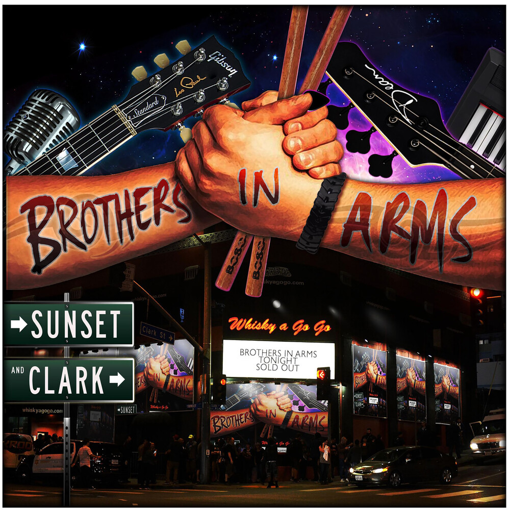 Brothers In Arms - Sunset & Clark