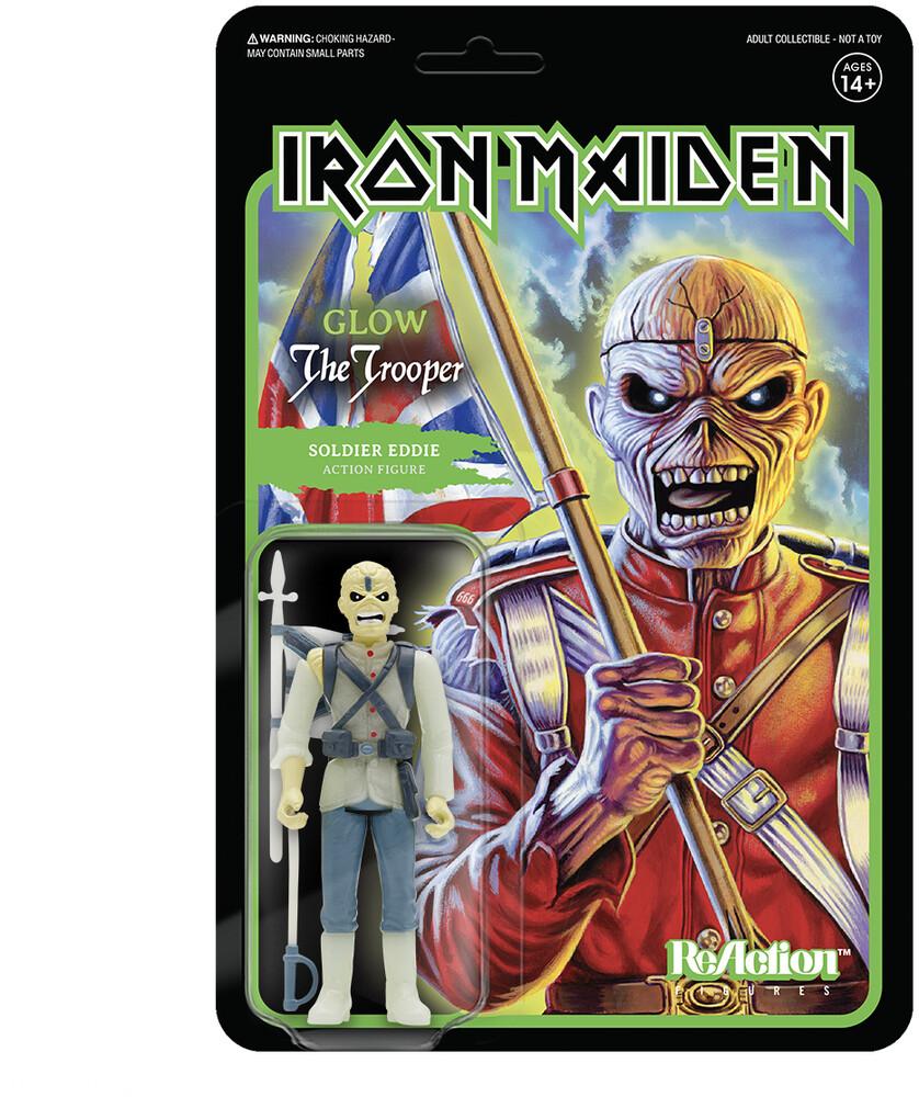 Iron Maiden - Soldier Eddie (Glow) (Ae Exclusive) - Iron Maiden - Soldier Eddie (Glow) (Ae Exclusive)